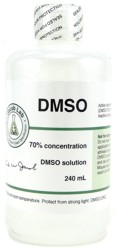 DMSO 70% Solution - 8 oz.