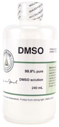 DMSO 99.98% Pure Solution - 8 oz.